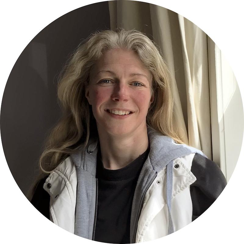 Shirley Houtman Gespreksleider EnergyParty